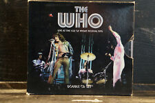The Who - Live At The Isle Of Wight Festival 1970     2 CDs