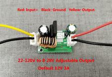 DCDC 120V 96V 84V 72V 60V 48V 36V To 5V 12V 24V Step-down Power Supply Converter