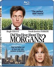 * Blu-Ray Film * DID YOU HEAR ABOUT THE MORGANS? * Blu Ray Movie * PS3 X