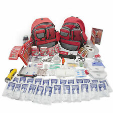 PREMIUM FAMILY SURVIVAL GEAR KIT-EMERGENCY GRAB AND GO READY PREPPER BACKPACK