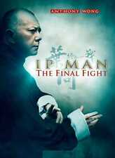IP MAN - THE FINAL FIGHT  BLU-RAY    ARTI MARZIALI