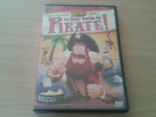 dvd les pirates! toi aussi deviens un pirate!