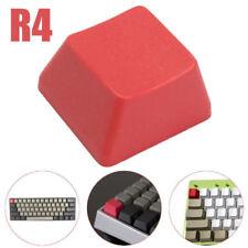2x PBT Red Blank Keycap ESC R4 Keycaps for Cherry MX Mechanical Keyboard 18x18mm
