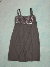 Kathy Roberts 2 PC Black Party Dress, Women's Size 10, New small def.