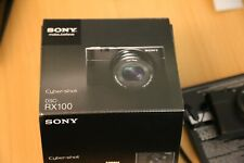 Sony Cyber-shot DSC-RX100 20.2 MP Digital SLR Camera, 64GB high-speed memory