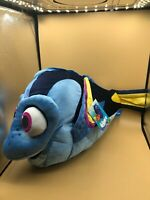 Large Finding Dory Nemo Disney Pixar Blue Fish Plush Kids Soft Stuffed Toy Doll