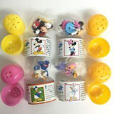 Choco Egg Disney Mini Figure Mickey Minnie Donald Daisy 4pcs Set Furuta Japan
