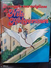 IL VIAGGIO MERAVIGLIOSO DI NILS HOLGERSSON Munchen FOLLETTO '82 illustrato