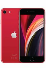 "NUOVO Apple iPhone SE 2020 64GB 4,7"" Rosso ITALIA LTE Smartphone iOS MX9U2QL/A"