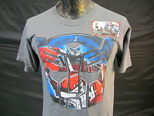Transformers Prime Hybrid Samrt Phone Shirt Hasbro zapper powered sz L youth