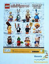 LEGO® Looney Tunes? - 71030 Minifiguren   Figuren Auswahl   Neu mit BPZ