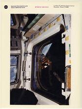 Photo Nasa Johnson Space Center Houston Texas Janv. 1996