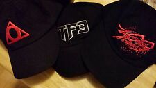 Movie hat collection featuring Transformers 3 and 300: Rise of an Empire NEW