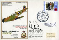 WW2 Luftwaffe ace pilot Adolf Galland KC signed Battle of Britain cover