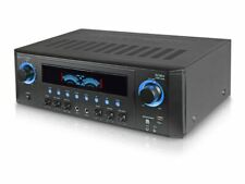 Technical Pro RX38UR 1000-Watt Professional Receiver with USB & SD Card Inputs