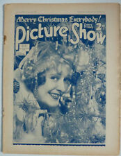 December Picture Show Weekly Film & TV Magazines