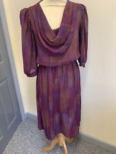 Vintage Alexis Fashion Inc Dress