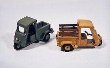 JL Innovative 924 HO 3-Wheeled Cushman Trucksters Metal Kit