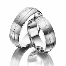 Band Excellent Cut Round Fine Diamond Rings