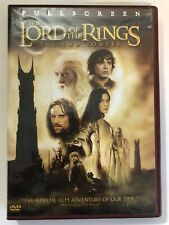 The Lord of the Rings: The Two Towers (Dvd, 2003, 2-Disc Set, Full Frame Two Dis