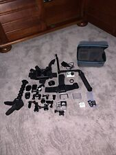 Go Pro Hero 4 Silver With Many Accessories