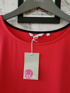 Boden red dress 10