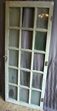 Oberlicht Barock louis XVI Fenster Spiegel Türe Sprossenfenster Windfang Vitrine