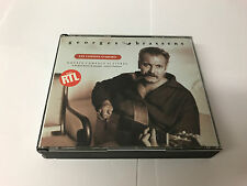 Georges Brassens - Copains D'Abord RARE PHILLIPS LABEL 2 CD CLASSICAL GUITAR