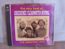 CCR- Creedence Clearwater Revival- Very Best of- The Greatest Hits- 2 CDs