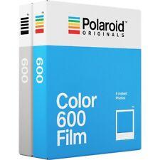 Gafas Originales 600 Twin Pack de películas instantáneas-Blanco y Negro y Color