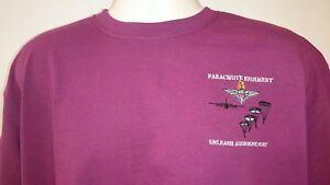 PARACHUTE REGIMENT AIRBORNE FURY T-SHIRT