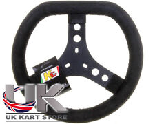 Kg Nero CADET scamosciata VOLANTE Piatto Top 300mm UK KART Store