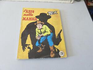 Tex N° 111 Giant 3 Stars - L' Asso Nella - Daim Press - L.250 Con Marks
