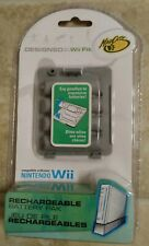 Mad Catz Rechargeable Battery Pack For Nintendo Wii Fit Board New