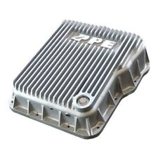 PPE Low Profile Raw Transmission Pan 01-14 GM 6.6L Duramax Diesel 128052000