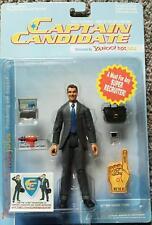 Captain Candidate Yahoo! Hot Jobs Action Figure HR Superhero NEW Rare 2006 Promo
