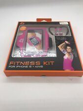RBx Fitness Kit For iPhone 5, 4/4s / 6 NWT Headphones