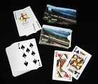 Vintage Deck of AMTRAK Train Poker Playing Cards STARDUST Railroad