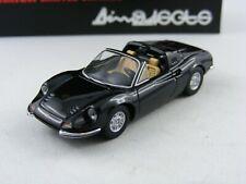 Ferrari Dino 246 GTS in schwarz, Tomytec Tomica Limited Vintage Neo,1/64