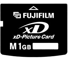 Fujifilm M 1GB XD Picture Camera Memory Card