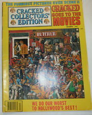 Cracked Collector's Edition Magazine Goes To The Movies December 1980 032515R