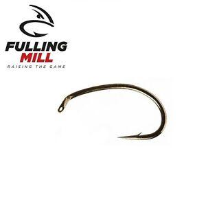Fulling Mill Super Heavyweight Grub Hooks - FM-1165 PKT 50 * New 2020 Stocks *