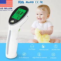 Westinghouse Infrared Body Thermometer No touch non contact 2 second