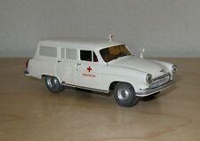 1/43 GAZ-22D Volga ambulance Kherson Models Russian model 22 21 ГАЗ Волга Херсон