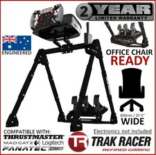 +Black Premium Stand Car Driving PS3 PC XBOX Gaming Race Chair Seat Cockpit Game