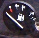 Indicatore livello benzina BMW E12 518 520 525 528 535i