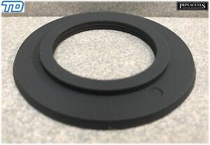 Dudley Niagra Niagara Flush Valve Seal Washer Diaphragm Dark Grey Stepped
