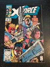 X-force#22 Incredible Condition 9.4(1993) Capullo Art!!