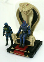Gi Joe cobra 3d printed  for cobra commander Destro or serpentor