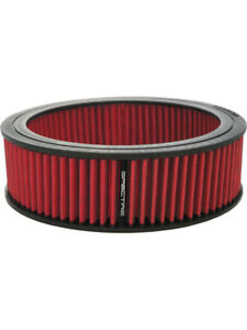 Spectre Replacement Air Filter FOR DODGE B200 VAN 360 V8 CARB (HPR0160)